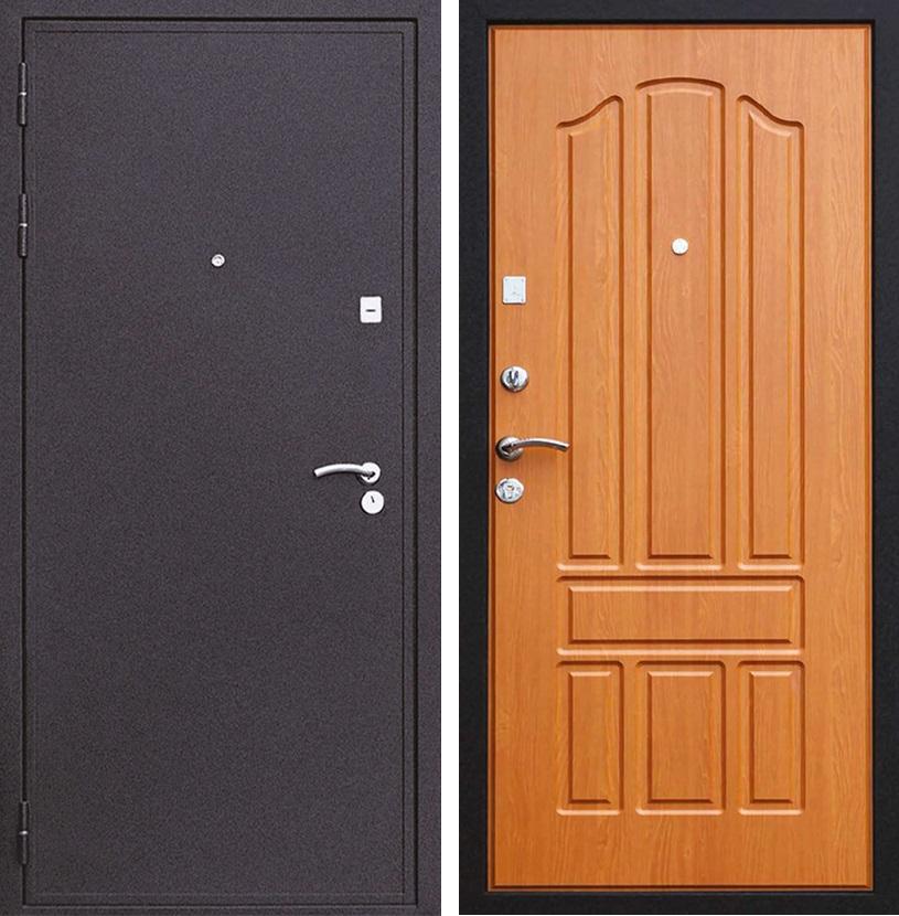 Входная дверь стальная